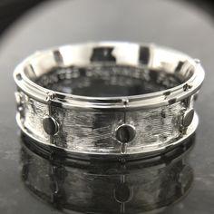custom made snare drum rings!!!