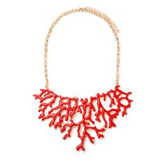 Pin to Win $500. Brighten up your outfit with the Great Barrier Reef statement necklace by JustFab. Enter here: https://www.facebook.com/justfab/app_137377669785610?ref=ts