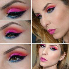 Make up Inspiration - I do Make Up in the Car