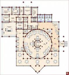Cafe Floor Plan, Restaurant Floor Plan, Restaurant Kitchen Design, Floor Plan Layout, Restaurant Interior Design, Restaurant Restaurant, Restaurant Seating, Architecture Concept Diagram, Architecture Plan