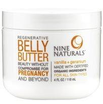 Vanilla Geranium Regenerative Pregnancy Belly Butter: Does It Really Work?