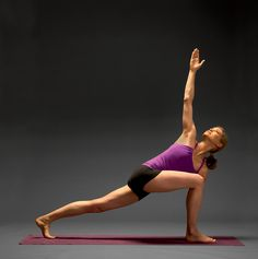 Why strike a pose? Studies have shown that yoga squashes stress, aids weight loss, eases pain, helps people stick to an exercise routine, and even improves running times.