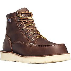 Danner Men's Bull Run Moc Toe 6IN ST Boot 15564,    #Danner,    #15564,    #