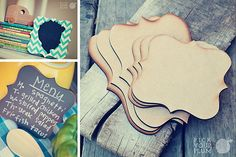 Wooden You Like a Deal? - Naked Wooden Shapes for 58% Off! | Pick Your Plum