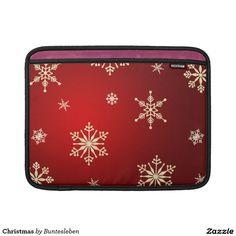 Christmas MacBook Sleeve