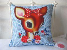 retro kitsch bambi