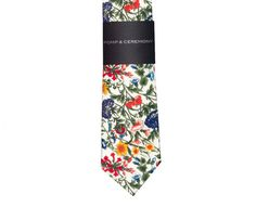 SKINNY TIE Pomp and Ceremony Men's skinny tie by pompandceremony