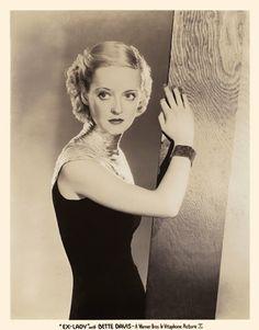 Bette Davis 1929