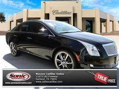 New 2013 CADILLAC XTS in Black Raven  For Sale | Dallas, Plano, Garland TX $48,893