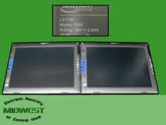 Lot of 2 Motion Computing LE1700 T006 C2D 1 5GHz 2GB No HDD   eBay