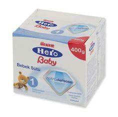 Bebeğiniz için en ideal besin anne sütüdür.   Anne sütünün olmaması ya da yetersizliği durumunda bebeğinizin günlük süt ihtiyacını Hero Baby Nutradefense devam sütleri ile karşılayarak gelişimini destekleyebilirsiniz. http://www.kapicin.com/hero-baby-nutradefense-1-bebek-sutu-400-gr