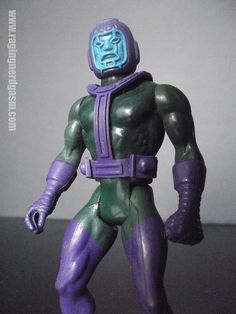 Kang the Conqueror from Marvel's Secret Wars by Mattel