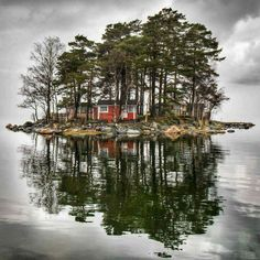 Little Cottage Island, Finland                                                                                                                                                                                 More