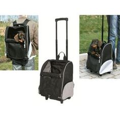 Sac de transport pour chien et chat - bag trolley - Achat / Vente panier de transport Sac de transport chien et chat - Cdiscount