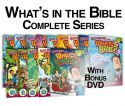 Let VeggieTales creator Phil Vischer and a bunch of hilarious new friends explain the entire Bible to your kids in this groundbreaking, fast-paced, and fun-filled DVD series!