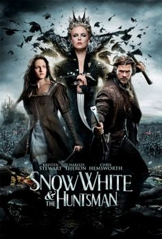 Snow White & the HUNTSMAN  For once an evil queen that actually makes sense. However, Snow White a Tale in Terror was also very good