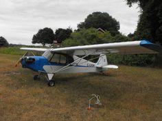 HollowRoom - Item Profile - Preceptor Ultrapup Ultralight Aircraft
