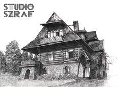 Studio Szraf kurs rysunku Łódź. autorka:Julia Meyer