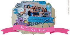 Scrappiness Designs Creative Team ♥ Lú Ruzzi
