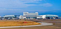 Terminal D at DFW Airport