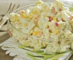 In en om die huis: Potato salad