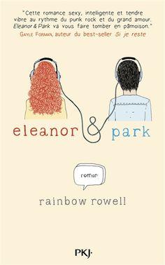 Eleanor and Park par Rainbow Rowell  Maltraitance-Manipulation- Différence-Pauvreté http://www.nouveautes-jeunesse.com/2014/11/eleanor-et-park-rainbow-rowell-pocket-jeunesse-2014.html