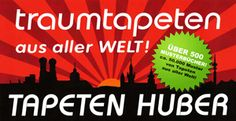 Tapeten Huber KG, Truderinger Str. 278, 81825 München - Über 400 Musterbücher, ca. 50.000 Muster von Tapeten aus aller Welt!