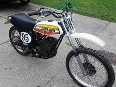 1976 Can Am MX-2 175