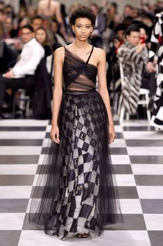 Christian Dior - Paris Haute Couture Spring Summer 2018