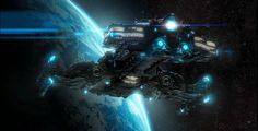 Montenori Battle Cruiser