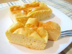 「お豆腐とヨーグルトの超しっとりヘルシーケーキ♪」チーズも油も使ってないのに、なぜかしっとり、チーズケーキ風♪混ぜて焼くだけ、簡単ヘルシーケーキです♪【楽天レシピ】