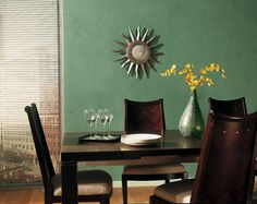 Faux Painting with Venetian Plaster