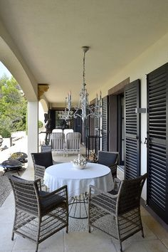 By Zantos interiors/exteriors  Veranda , France