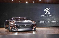 Peugeot Onyx Concept | Photo Gallery - Yahoo! Autos