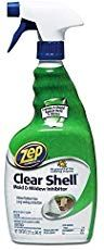 Zep Clear Shell Mold & Mildew Inhibitor Spray, 32 Fl Oz, As Shown Clean Black Mold, Remove Black Mold, How To Remove, Remove Mold, Rugs On Carpet, Carpets, Vinyl Siding, Mold And Mildew, Biodegradable Products