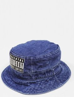3910545d94c Parental Advisory Bucket Hat