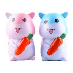 Squishy Jouet Kiwi Fruit kiibru lente raise kids Cadeau Japon Stress Soulager
