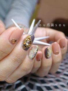 展覧会の絵|nail salon 爪装 ~sou-sou~ (入間・狭山・日高・飯能 自宅ネイルサロン)