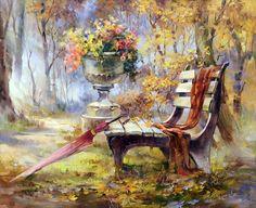 Um doce e colorido Outono... by Rima Vjugovey