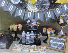 Graduation Party Ideas and Printables 15