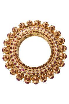 amrapali jewellery bracelet gold diamond wedding sangeet mehendi reception traditional