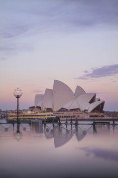 Sydney Opera House, Australia - Sydney Photography Locations by The Wandering Lens Travel Photography