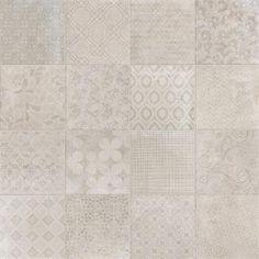 Porcelain Tiles - Riabita | Shabby Chic | Fabric