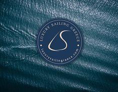 Sailing Logo, Sailing Trips, New Work, Behance, Profile, Graphic Design, Logos, Gallery, Check