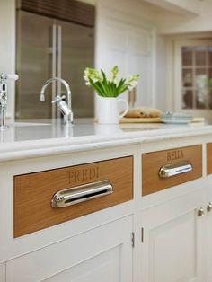 Beautiful Mark Wilkinson Furniture handles | Trade AO Aesthetic ...