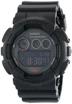 Casio G-Shock Mens Digital Watch GD120MB-1