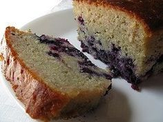 Berry Coconut Bread: Made with coconut flour and stevia! No gluten, no sugar, and if you substitute the butter for coconut oil there is no dairy! really yummy huh?! for you Julayne! Thanks love!!!!!