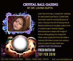 Take Reiki classes in delhi by one of the best reiki grandmaster in delhi, reiki online course in delhi by best reiki institutes in delhi, Reiki Sadhna . Lavina is a spiritual healer and offers best reiki classes , with online tarot training delhi. Spiritual Healer, Spirituality, Reiki Classes, Online Tarot, Fortune Telling, Crystal Ball, Online Courses, Gain, Balls