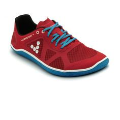 VIVOBAREFOOT - ONE M AW 13 Breathable Mesh Red Blue ONE M AW 13 Breathable Mesh Red Blue - Kenkiä - VB_300008-07