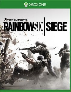 Tom Clancy's Rainbow Six Siege brings a new level of tension to the hardcore tactical shooter franchise. Inspired by the reality of counter terrorist operatives across the world, Rainbow 6 Siege invites players to master the art of destruction. Intense close quarters confrontations, high lethality, tactics, team play, and explosive action are at the center of the experience.